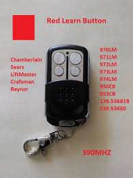 liftmaster craftsman garage door opener mini remote part for red learn on 1 of 1free