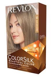 Revlon Light Ash Brown Hair Color Chart Revlon Colorsilk Beautiful Color Golden Blonde 71