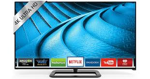 vizio tv walmart. hop on over to walmart.com where they are offering up this refurbished vizio 50\u2033 4k ultra hd 120hz full-array led smart hdtv for only $299.99 shipped vizio tv walmart m