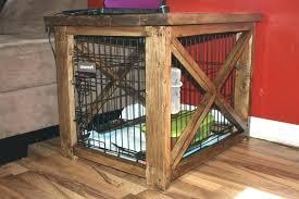 luxury dog crates furniture. Dog Crate Furniture End Table Elegant Hot Sale Large . Crates Luxury T