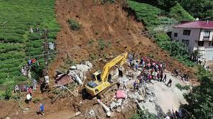 Son Dakika: Rize'de sele maruz kalan alanlar afet bölgesi ilan edilecek -  Haberler