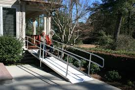 wheelchair ramp al