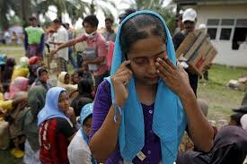 Image result for rohingya women victim pic
