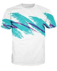 90s Cup Design Paper Cup T Shirt