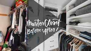 design tips for a small walk in closet closet makeover organization