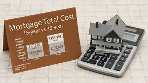 15 Year Vs 30 Year Mortgage Calculator Calculate Current