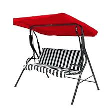 garden swing chair generic 7 colors 2 3 replacement canopy spare fabric cover parts seats