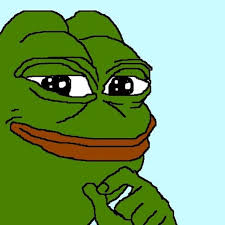 He gets very upset if someone talks to him before he has finished his coffee. Smug Pepe S4s Wiki Fandom