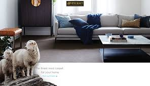 why wool campaign hycraft carpets