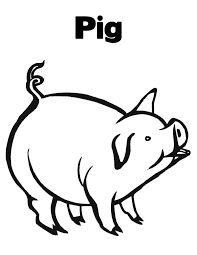 Fresh Pig Coloring Page 80 On Free Coloring Book with Pig Coloring Page fresh pig coloring page 80 on free coloring book with pig coloring on coloring book pig