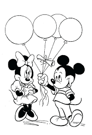Mickey Mouse Clubhouse Coloring Page Etagzinfo