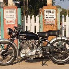 1950 series b vincent meteor