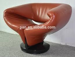 replica modern classic lobby chairs f582 pierre paulin ribbon lounge chair