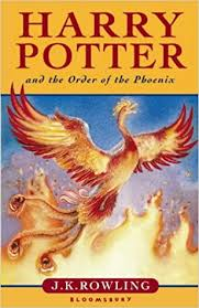 harry potter and the order of the phoenix book 5 amazon co uk j k rowling 9780747551003 books