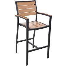 patio bar stools bar height stools