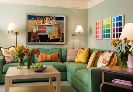 colorful living room ideas. Brilliant Living MultiColor Living Room And Colorful Ideas