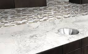 white countertop marble glass travertine tile