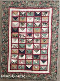 Christmas Envelope Quilt — Snowy Days Quilting & Christmas Envelope Quilt Adamdwight.com
