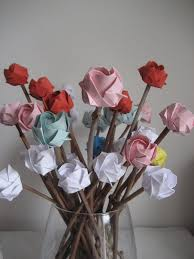 Paper Art Flower 40 Origami Flowers You Can Do Art And Design