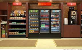 How To Make Money Come Out Of A Vending Machine Magnificent Innovation In Vending Machines Vending Machines Reinvented 48