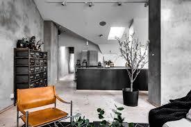 Stoere Moderne Keuken Met Breed Kookeiland Interieur Inrichting