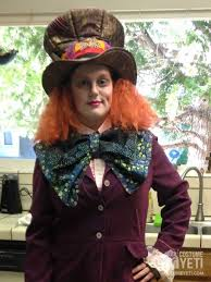 diy mad hatter costume awesome