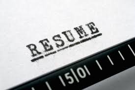 Types Of Resumes Targeted Functional Chronological And