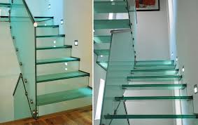 Glass Staircases Gallery