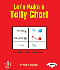 Lets Make A Tally Chart First Step Nonfiction _ Graph It