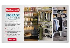 rubbermaid homefree series 3 ft to 6 ft