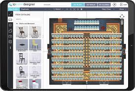 Wedding Seating Chart App Ipad Brides Floor Plan Software 3d Event Designer