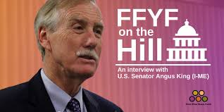 Sen. Angus King Shares Why Quality Child Care Is a Top Priority for  Congress - First Five Years Fund