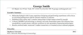 Good Summary For Resume Stunning Do Resumes Need Objectives Good Summary For A Resume Sample Teachers