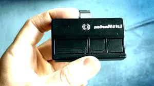 garage opener battery replacement garage door opener battery