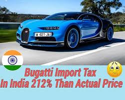 Check out the latest bugatti cars: How Much Are Bugatti S In India Quora