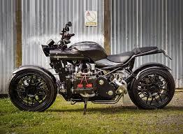 mad boxer is a subaru wrx powered custom motorcycle