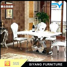 marble table set brown faux marble top dining table set marble table marble top dining tables