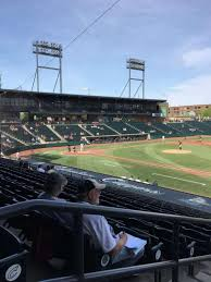 Huntington Park Section 5 Home Of Columbus Clippers