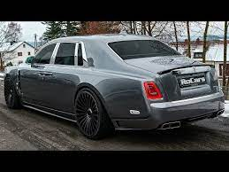 2021 Rolls Royce Phantom By Mansory New Royal Sedan In Detail Youtube Rolls Royce Rolls Royce Phantom New Rolls Royce