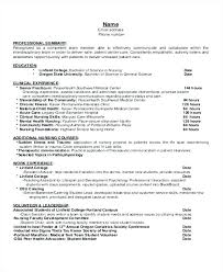 Federal Job Resume Template Federal Resume Samples Resume Template ...