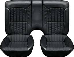1997 02 camaro with solid rear seat ebony hampton vinyl upholstery set
