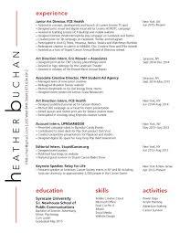 Resume Creative Portfolio