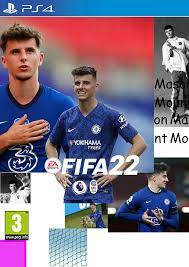 Leaked Fifa 22 cover (See 21 cover for comparison) [This is not the real  cover]: Fifa21
