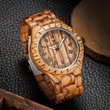 2018 hot men s black natural wooden watch mens wood watches men wrisch good quality quartz wrisches top gift item best watch deals waterproof