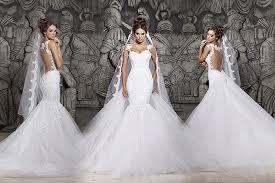 7 glamorous mermaid wedding dresses to feel like marilyn monroe