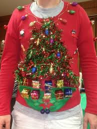 Ugly Christmas Sweater CooziesUgly Christmas Sweater Craft Ideas