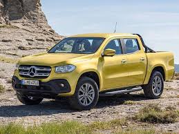 """BMW Says The Mercedes X-Class Pickup Is """"Appalling""""   CarBuzz"""