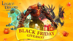 legacy of discord furious wings black friday giveaway