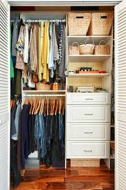 seriously useful apartment friendly closet organization ideas for ers