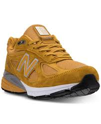 new balance 990 mens. new balance men\u0027s 990 v4 running sneakers from finish line mens c